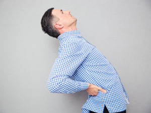 treat back pain at Heid Chiropractic Avondale AZ